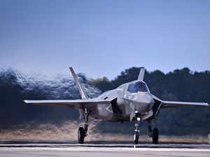 pentagon grounds global fleet of f 35s after crash the economic times