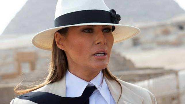 Melania Trump says she's the world's 'most bullied person'