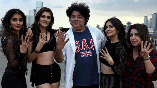 #MeToo movement explodes: Sajid Khan steps down as 'Housefull 4' director