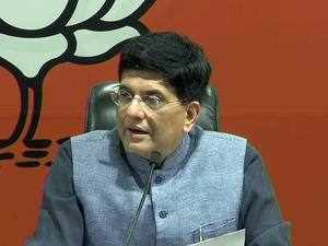 Repeating lies not going to change reality: Piyush Goyal to Rahul on Rafale