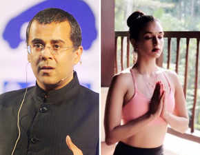 Chetan Bhagat makes author Ira Trivedi's 2013 email public, slams #MeToo as 'smear campaign'