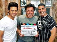 #MeToo fallout: Farhad Samji replaces Sajid Khan as 'Housefull 4' director