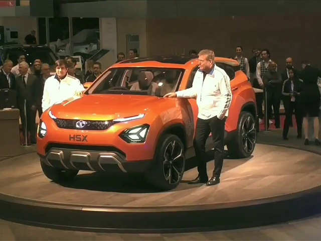 Tata Motors Opens Booking For Its Upcoming Suv Harrier