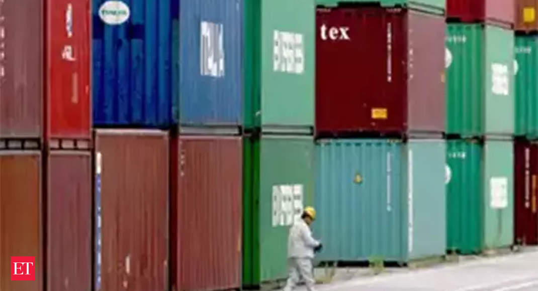 September exports down 2.15%, trade gap at 5-month low