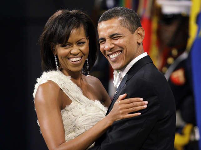Barack Michelle Obama_ap