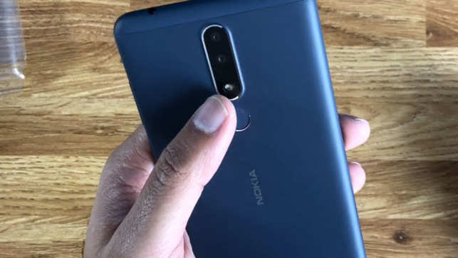 Nokia 3.1 Plus: Unboxing And First Impressions
