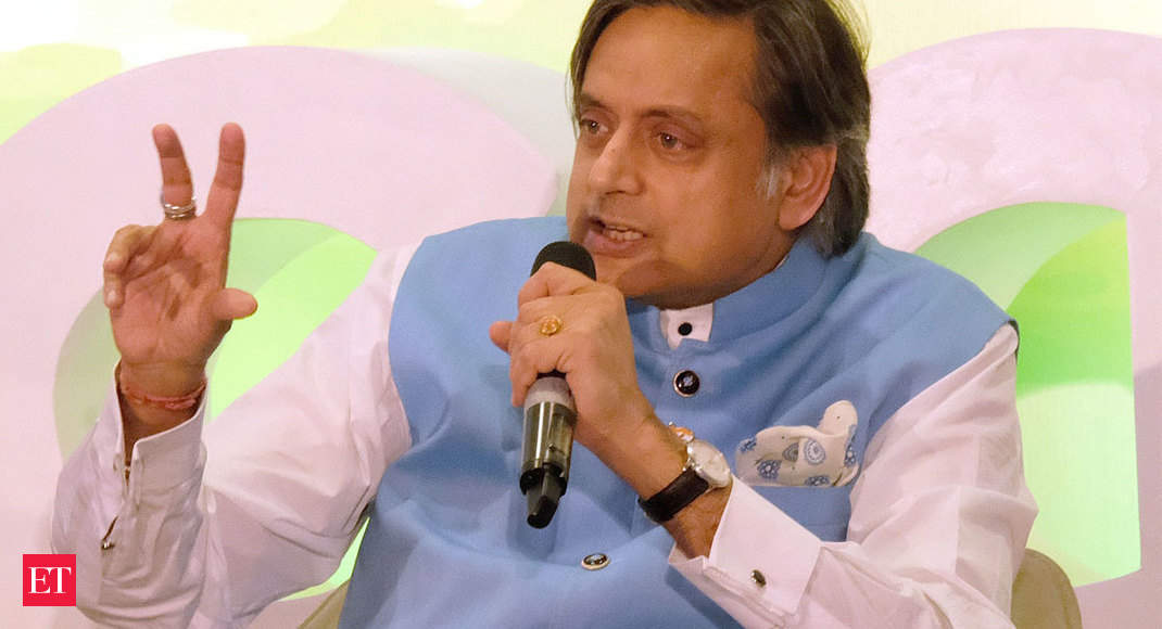 Congress distances itself from Shashi Tharoor's remarks on Ram Temple