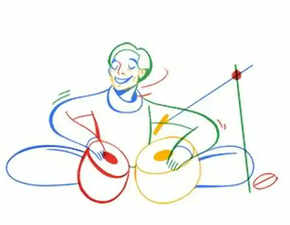 Google celebrates eminent tabla maestro Lachhu Maharaj's 74th birth anniversary with doodle