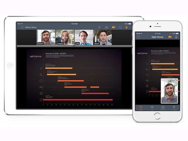 GoToMeeting - Late For Meeting? Hangouts, ezTalks And Other