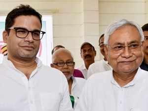 Prashant Kishor appointed JDU Vice President