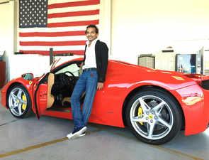 Divyank Turakhia bought a Porsche at 25; skipped months-long queue for a Rolls Royce
