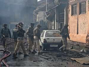 Three militants killed in an encounter