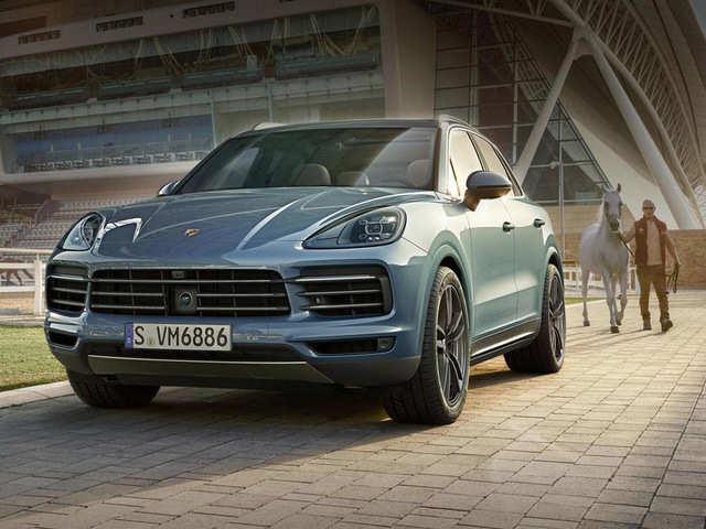 Porsche unveils Cayenne starting at Rs 1.19 crore