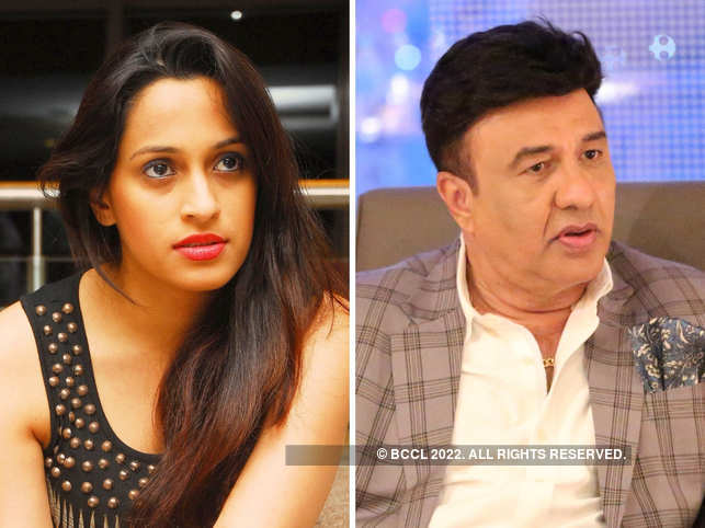 Shweta Pandit and Anu Malik