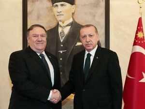 After Saudi, Pompeo goes to Turkey to discuss Khashoggi disappearance