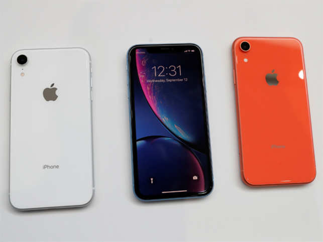 Apple's iPhone XR hits shops, telcos Friday