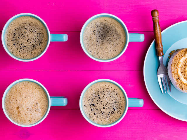 Want to live longer? Drink 4 cups of coffee daily