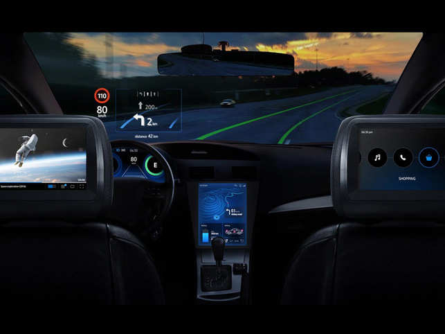 Samsung plans to make cars smarter with new chipsets