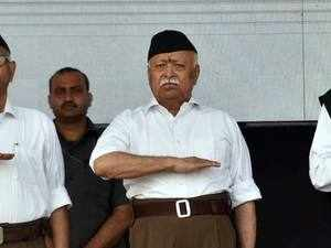 Centre should bring ordinance to build Ram Mandir: Mohan Bhagwat