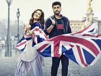'Namaste England' review: Great chemistry between Arjun Kapoor, Parineeti Chopra; but weak narrative