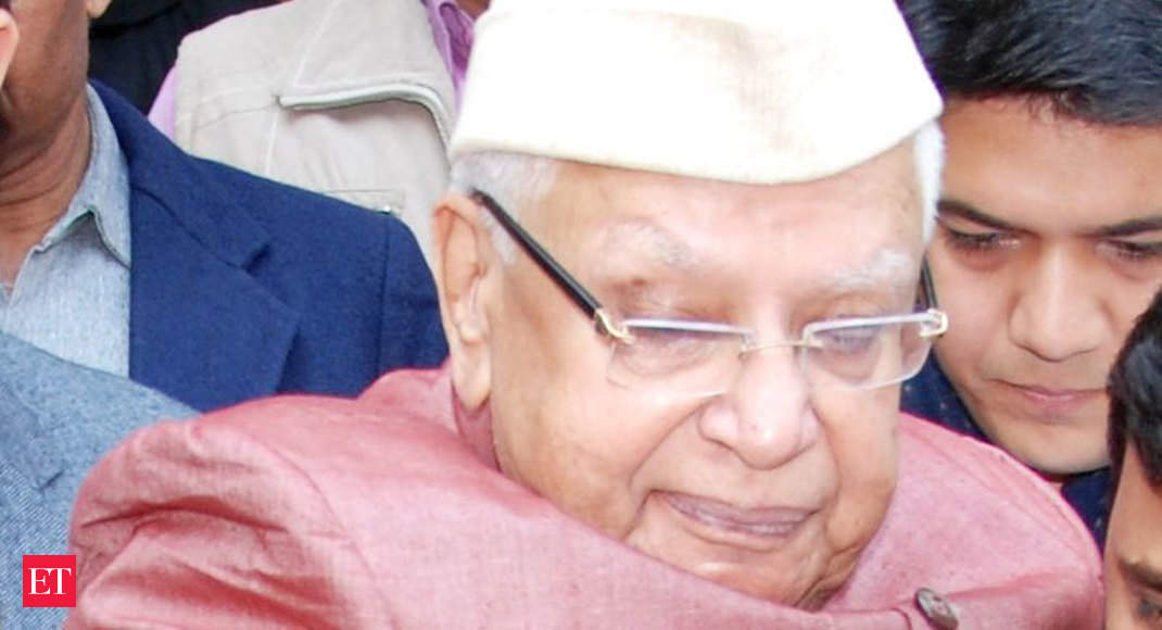 Former governor and four-time chief minister ND Tiwari passes away thumbnail
