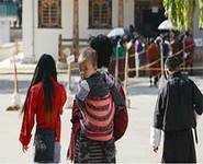 Bhutan seeks happiness in new govt