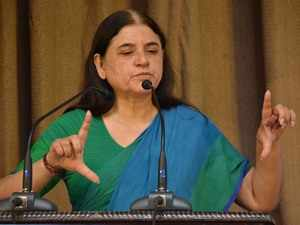 Constitute committee against sexual harassment: Maneka Gandhi to political parties