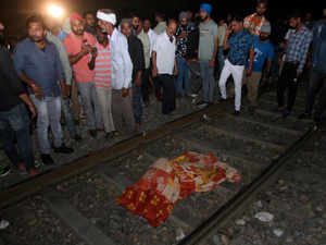 amritsar train accident_reuters
