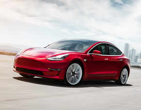 Tesla unveils new 'Model 3' with mid-range battery at $35K