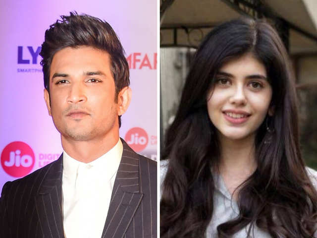 Sushant Singh Rajput shares snapshots of conversation with Sanjana Sanghi after actress accused him of behaving inappropriately