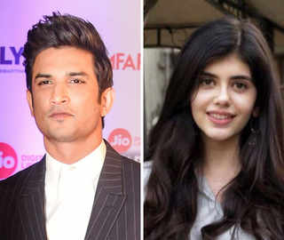 Sushant Singh shares snapshots of SMS with Sanjana Sanghi after sexual misconduct allegations