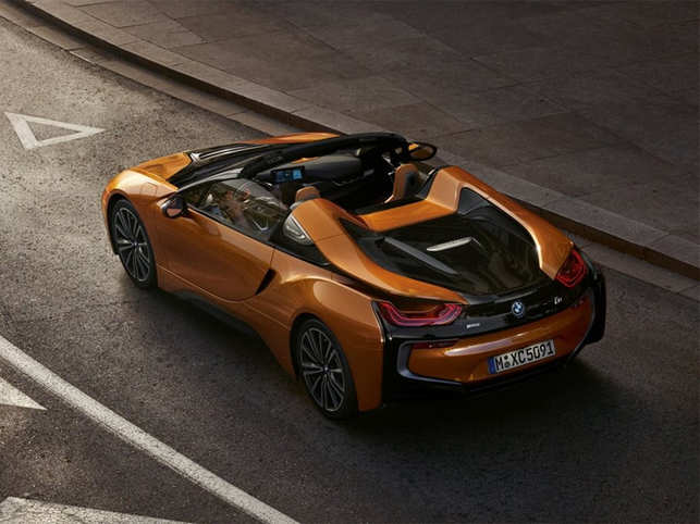 Bmw S New 163 300 Extremely Drivable I8 Roadster Will Get You A