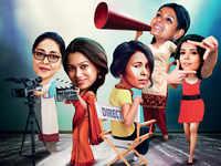 Women film-makers Meghna Gulzar, Rima Das & Nandita Das are changing the face of Indian cinema