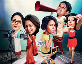Women film-makers Meghna Gulzar, Rima Das & Nandita Das are changing the face of Indian cinema