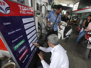 Petrol, diesel price slashed for 5th consecutive day