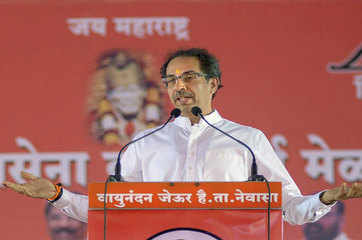 Uddhav Thackeray attacks BJP, says Central government doesn't need friends