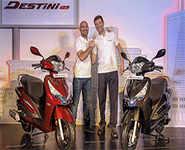 Hero launches new 125cc scooter Destini