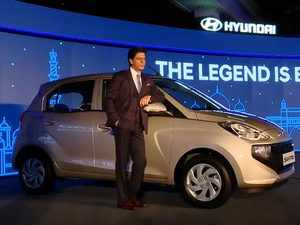 All-new Hyundai Santro launch: Prices start at Rs 3.9 lakh