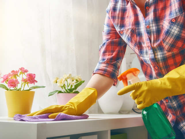 Get rid of clutter: Spring cleaning tips to make home brighter and airy