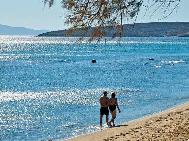 Ionian islands, sun-kissed beaches, cosmopolitan resorts: Greece is the perfect romantic getaway spot