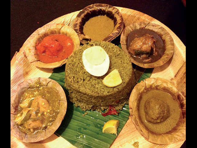 Nati koli & boti masala redux: Bengaluru's iconic military food makes it to posh dining tables