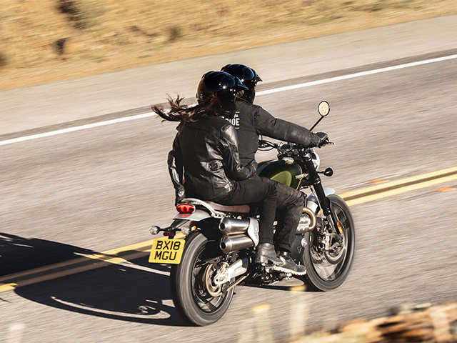 Triumph Unveils Scrambler 1200 Xc And Scrambler 1200 Xe All New