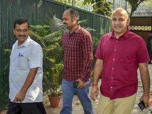 CM Kejriwal, Sisodia, 11 MLAs get bail in CS assault case