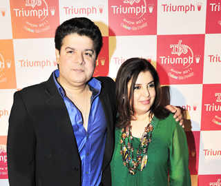 #MeToo: Farah Khan refuses to answer questions related to brother Sajid
