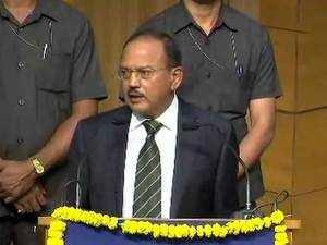 India needs a strong, decisive govt for next 10 years: Ajit Doval