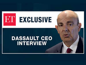 Rafale's relationship with Reliance Defence goes back to 2012: Dassault CEO
