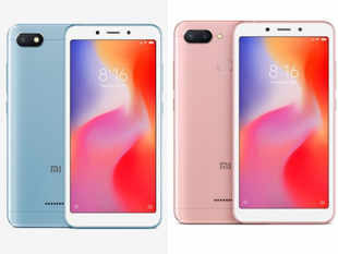 Redmi 6A and 6