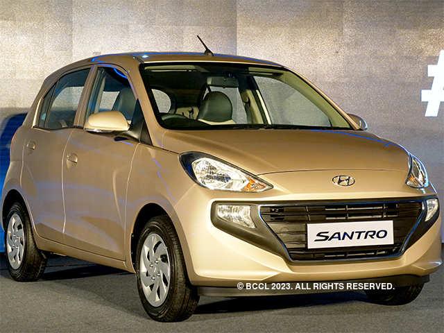 All-new Hyundai Santro vs rivals: Specification comparison ...