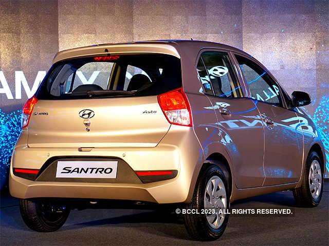 Dimensions All New Hyundai Santro Vs Rivals Specification