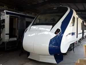 Train 18: All about India's first indigenously built engine-less train